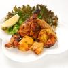 カンティプール - 料理写真:タンドール盛り合わせ