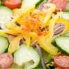 Lamp亭 - 料理写真:コンビネーションフレッシュサラダ