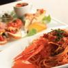 OUI - 料理写真:手長えびのトマトクリームソースパスタ