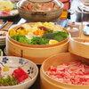 民家おにわ - 料理写真:セイロコース