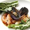 Souzaemon - 料理写真:本日の鮮魚とムール貝のマリニエール タイムの香り