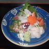 磯や - 料理写真:8種類入ったお刺身の切り落とし 680円