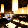 彩食健美 くり田 - 内観写真:22名様まで収容可能な小上がり席