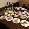 ぼろもち家 - 料理写真:¥4000-コース (季節によって内容は異なります)