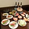 ぼろもち家 - 料理写真:¥3500-コース (季節によって内容は異なります)