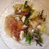 アルボルゴ - 料理写真:コースの前菜盛り合わせ