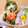 無名塾 - 料理写真:その日最もおいしそうな鮮魚の『刺身の盛り合わせ』