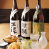 無名塾 - 料理写真:ぜひ味わってほしい美酒
