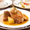 コーザ・ボーレ - 料理写真:鶏もも肉とじゃが芋のロースト