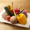 銀座Toriya Premium - 料理写真:契約農家直送の新鮮野菜