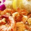 """Aloha Dining Lure's Lana - 料理写真:ノースショアの「ジョバンニ」で働いていたスタッフと共に作った""""ガーリックシュリンプ"""""""