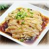三百宴や - 料理写真:湯で鶏辛味