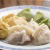 中国家庭料理 楊 - 料理写真:皮も手づくり 水餃子