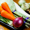 串柾 - 料理写真:無農薬大和野菜を使用!
