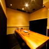 串柾 - 内観写真:≪人気に付きお早目のご予約を≫完全個室6名様まで大事な方とのお食事・接待で御利用下さい。