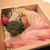 旬菜 いまり - 料理写真:もち豚と季節野菜のセイロ蒸し