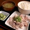 ホルモン とら屋 - 料理写真:美味しいホルモンのお供に♪お食事セット¥450ご用意しています!