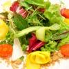 Aux delices de dodine - 料理写真:十数種の野菜を使ったサラダ。