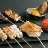銀座とりや幸 - 料理写真:比内地鶏を中心とした串焼き