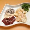 壱之蔵 - 料理写真:新鮮ホルモン4種盛り