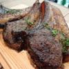 ブッチャーブラザーズ - 料理写真:ラムチョップ¥420 スモークされたラムが大人気だっちゃ!