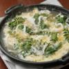 味人 - 料理写真:白魚と菜の花の卵とじ