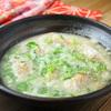 ジョウモン - 料理写真:アッツアツの炊き餃子 一人前840円