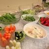 第一楼 - 料理写真:サラダコーナー