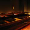 桜座蔵 - 内観写真:上品で落ち着いた雰囲気の、純和風づくりの店内