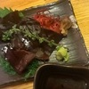 八丈島 - 料理写真:初めての食感!?フクミミ(八丈島産生キクラゲ刺)