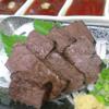 八丈島 - 料理写真:くじらステーキ