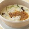 俺の割烹 - 料理写真:白子茶碗蒸し