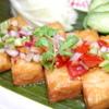 アジアンキュイジーヌ ヘイマーケット - 料理写真:テンペのダブダブソース。インドネシアの自然派健康食品、美容にも最高!