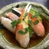 函館 海や - 料理写真:ずわい蟹酢の物800円