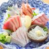 魚輝 - 料理写真:魚輝名物 おまかせ刺身盛り