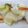 梅林 - 料理写真:イカとセロリの炒め 中1,600円