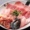肉の町 - 料理写真:タンや豚トロ、地鶏など多彩なお肉