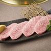 焼肉香蘭 - 料理写真:希少部位の『ミスジ』。口の中でとろける美味しさ