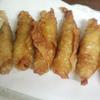 酒楽家 うつ海 - 料理写真:鶏皮ぎょうざ 580円