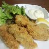 酒楽家 うつ海 - 料理写真:大粒カキフライ 680円