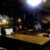 志津可 - 内観写真:中之島公会堂のライトアップも楽しめます