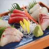 やまなみ - 料理写真:海の四季を味わう『旬の刺身 五点盛』