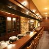 くろつら亭 - 内観写真:居心地のいい雰囲気の店内は宴会にもお勧め!