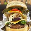 5019 PREMIUM FACTORY - 料理写真:ハンバーガー