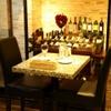 カフェ ド スイドウチョウ - 内観写真:カップルに人気の2名席