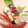 とれとれ海鮮 浜の大将 - 料理写真:浜の大将名物、『お刺身豪快盛』オープン記念価格で890円!!!