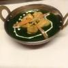 ヒマラヤンビレッジ - 料理写真:グリーンカレー