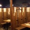 居酒屋 岡崎商店 - 内観写真:テーブル席(4人席)