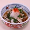 串揚げ じゅらく - 料理写真:酢もつ。ポン酢と相性バッチリ!