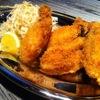 牡蠣 HachiRou 86 - 料理写真:サクサク牡蠣フライ